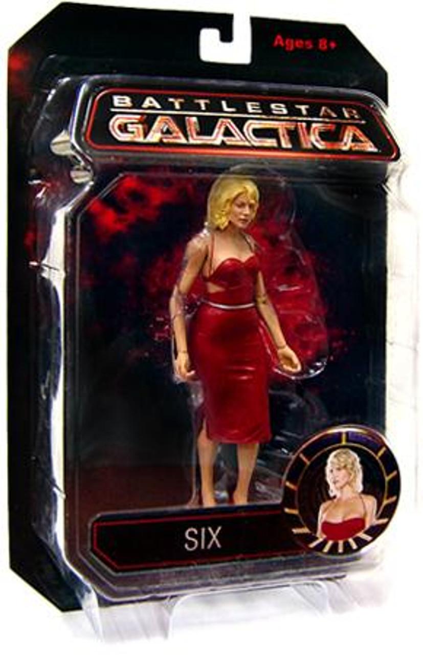 Battlestar Galactica Series 1 Six Action Figure
