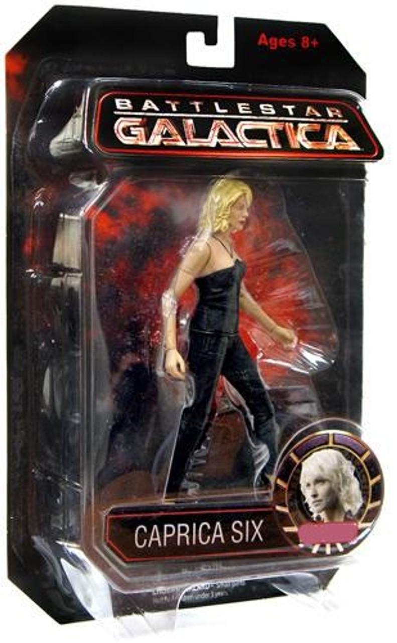 Battlestar Galactica Series 1 Caprica Six Exclusive Action Figure