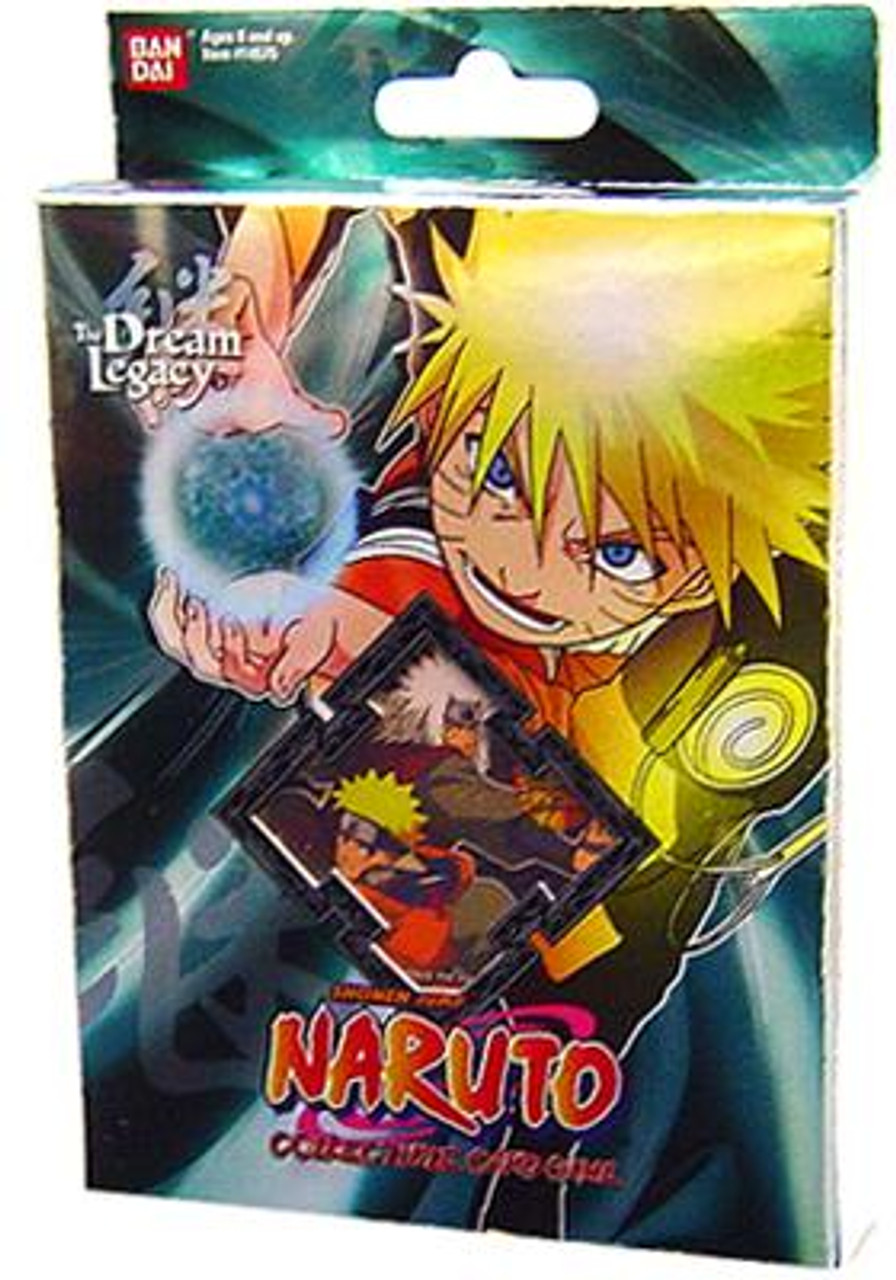 Card Game Dream Legacy Naruto Theme Deck [A-1]