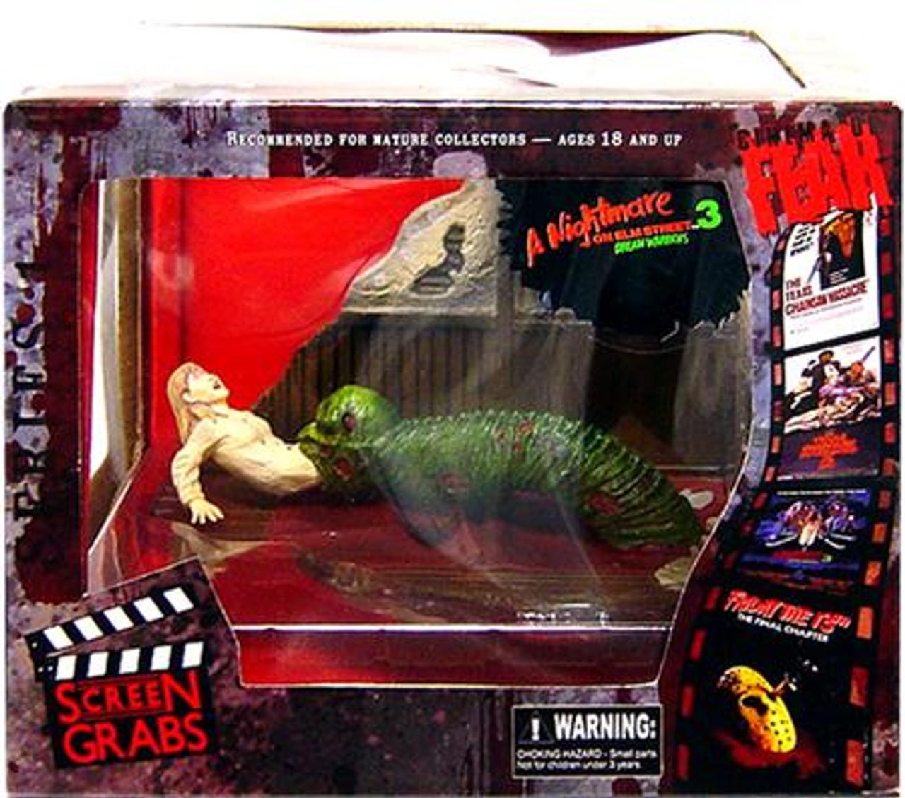 Cinema of Fear Screen Grabs Series 1 A Nightmare On Elm Street 3: Dream Warriors Diorama