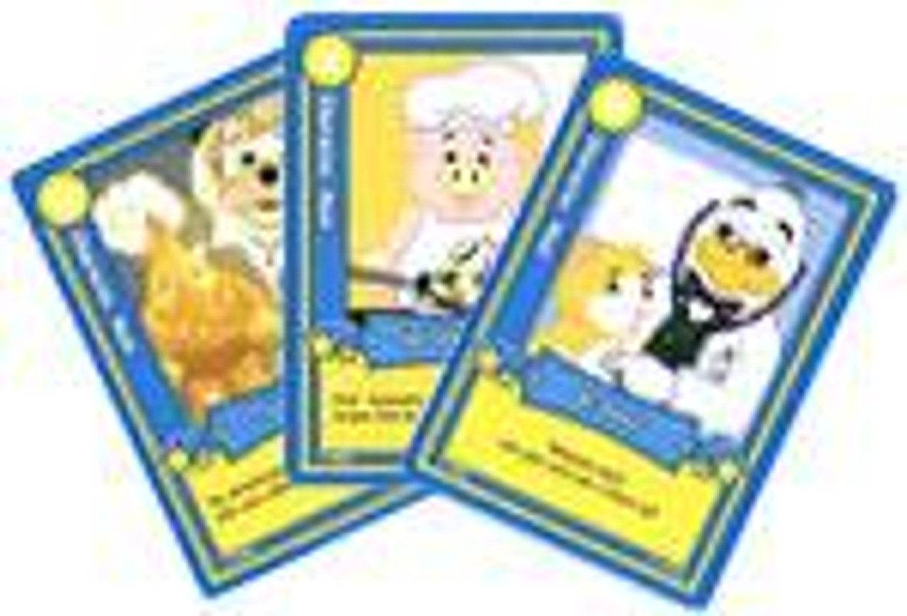 Webkinz Trading Cards Series 1 Trading Card Game Series 1 Base Complete Set