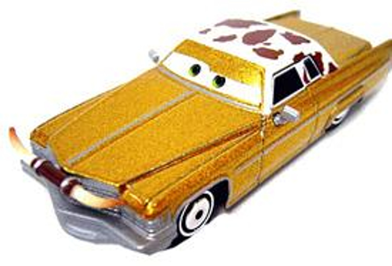 Disney Cars Loose Tex Dinoco Diecast Car [Loose]
