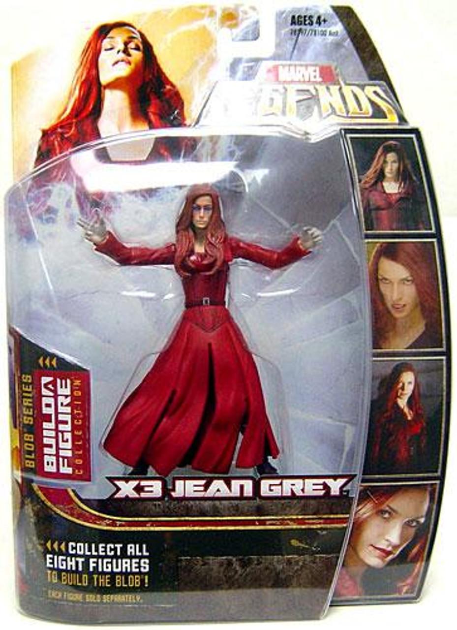 Marvel Legends Series 17 Blob X3 Jean Grey Action Figure [Possessed Variant]