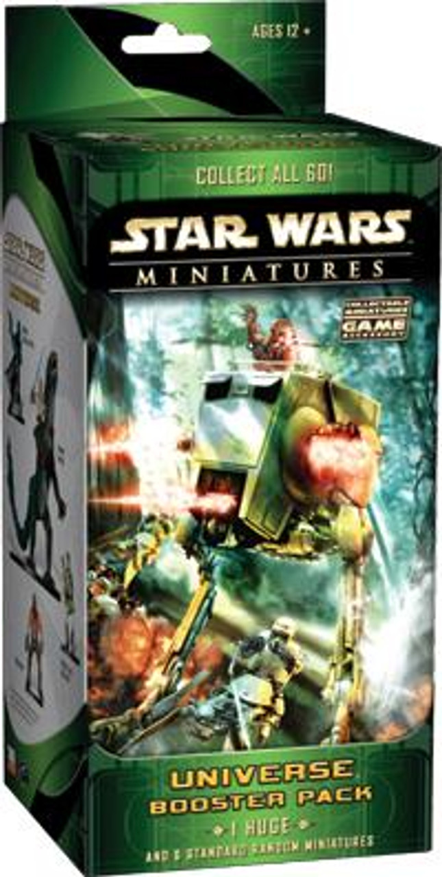 Star Wars Collectible Miniatures Game Universe Booster Pack