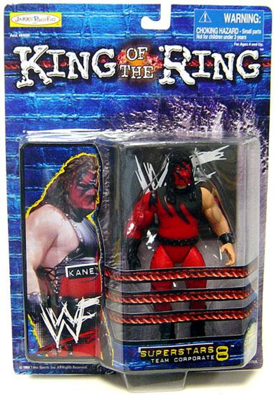 WWE Wrestling WWF King of the Ring Superstars Kane Action Figure