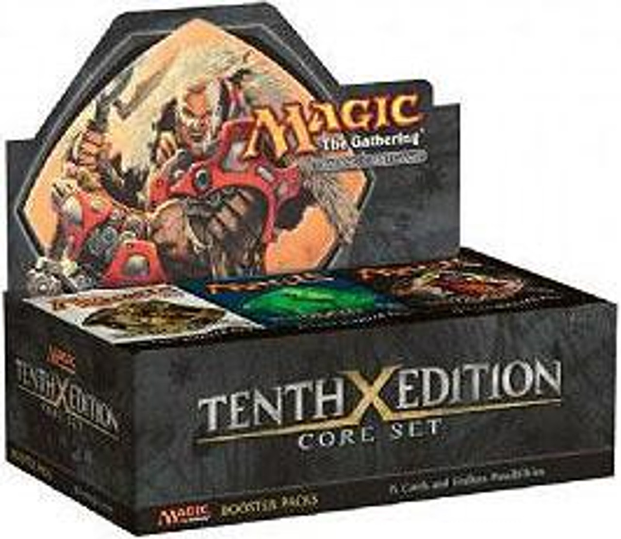 MtG 10th Edition Booster Box [36 Packs] [Sealed]