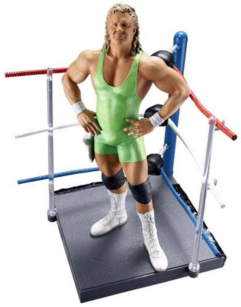 WWE Wrestling Unmatched Fury Series 4 Mr. Perfect Action Figure