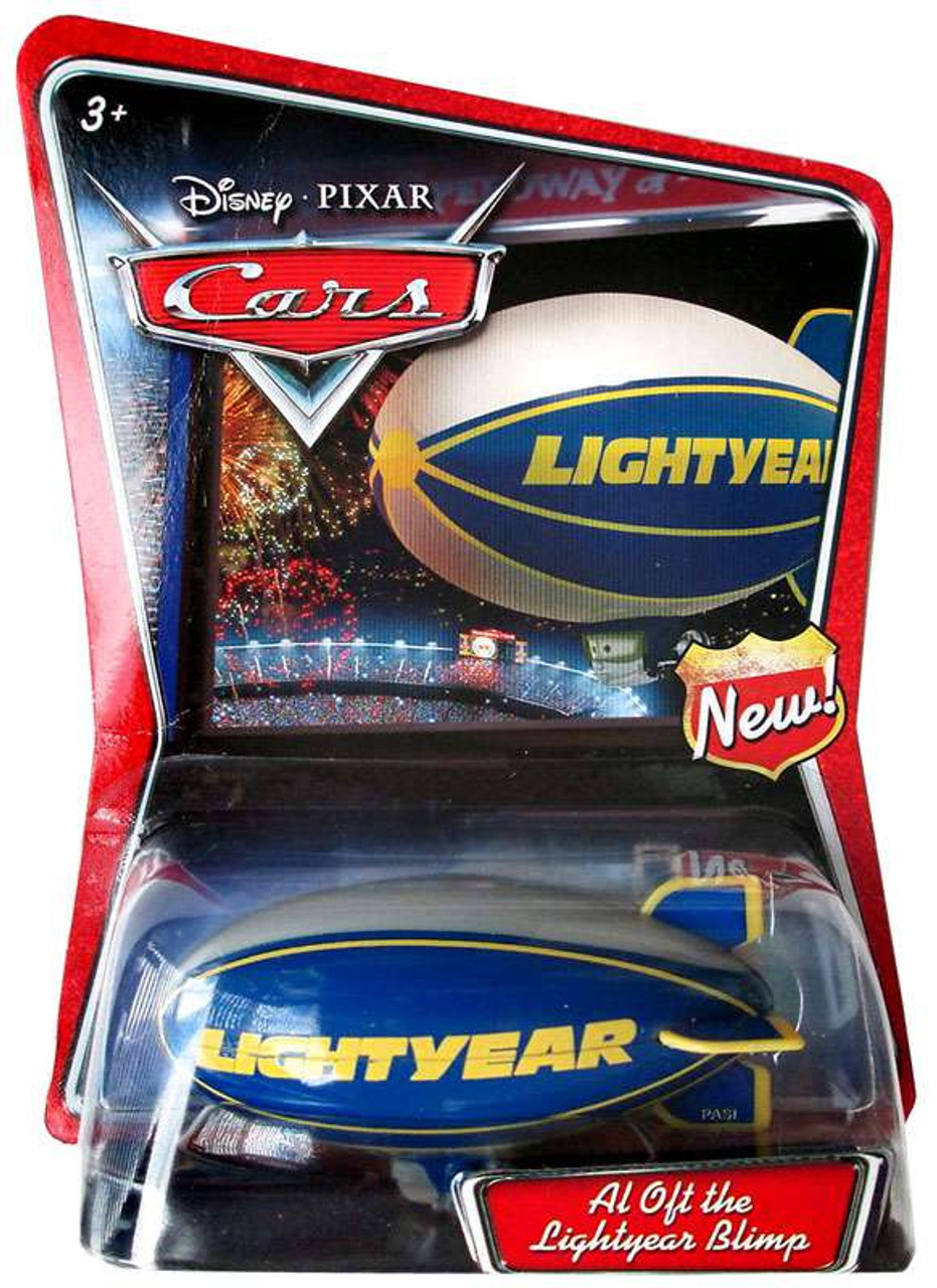 Disney Cars Series 2 Al Oft the Lightyear Blimp Diecast Car