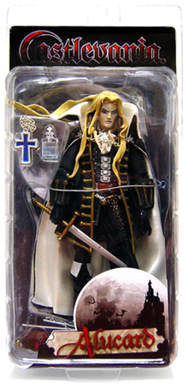 NECA Castlevania Series 1 Alucard Action Figure