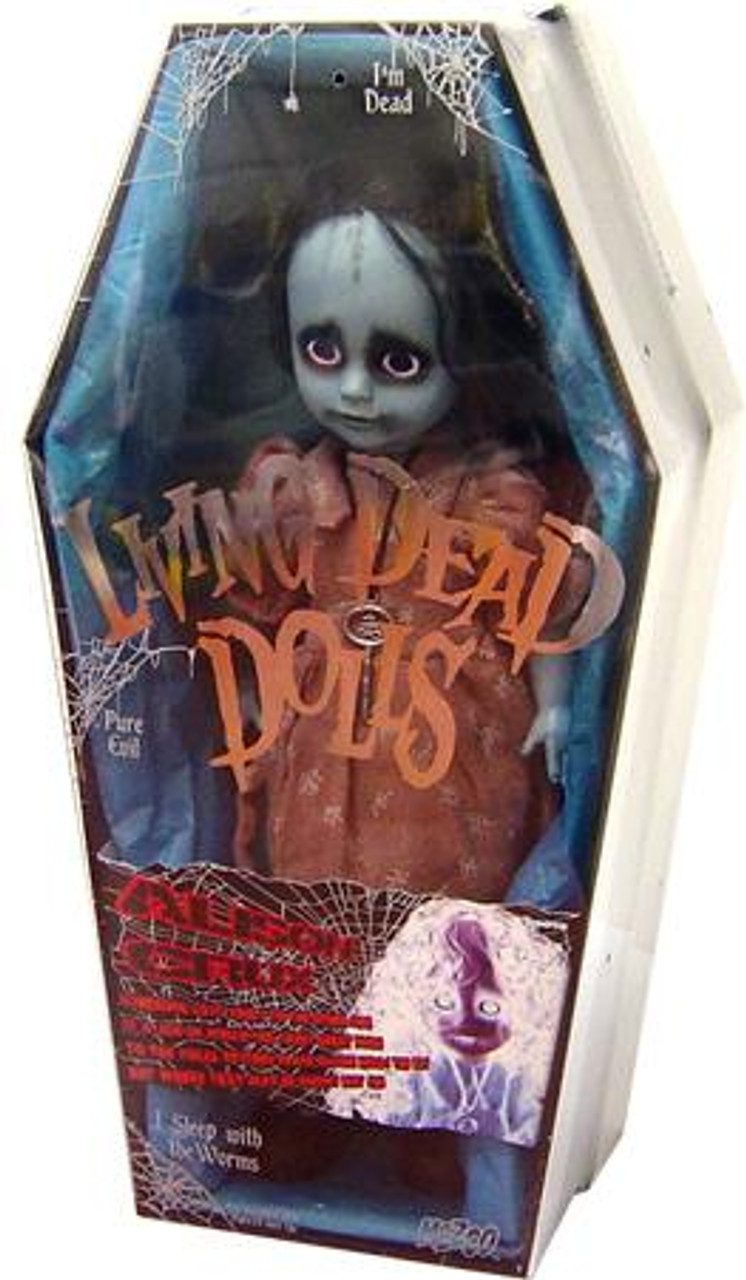 Living Dead Dolls Series 14 Alison Crux Doll