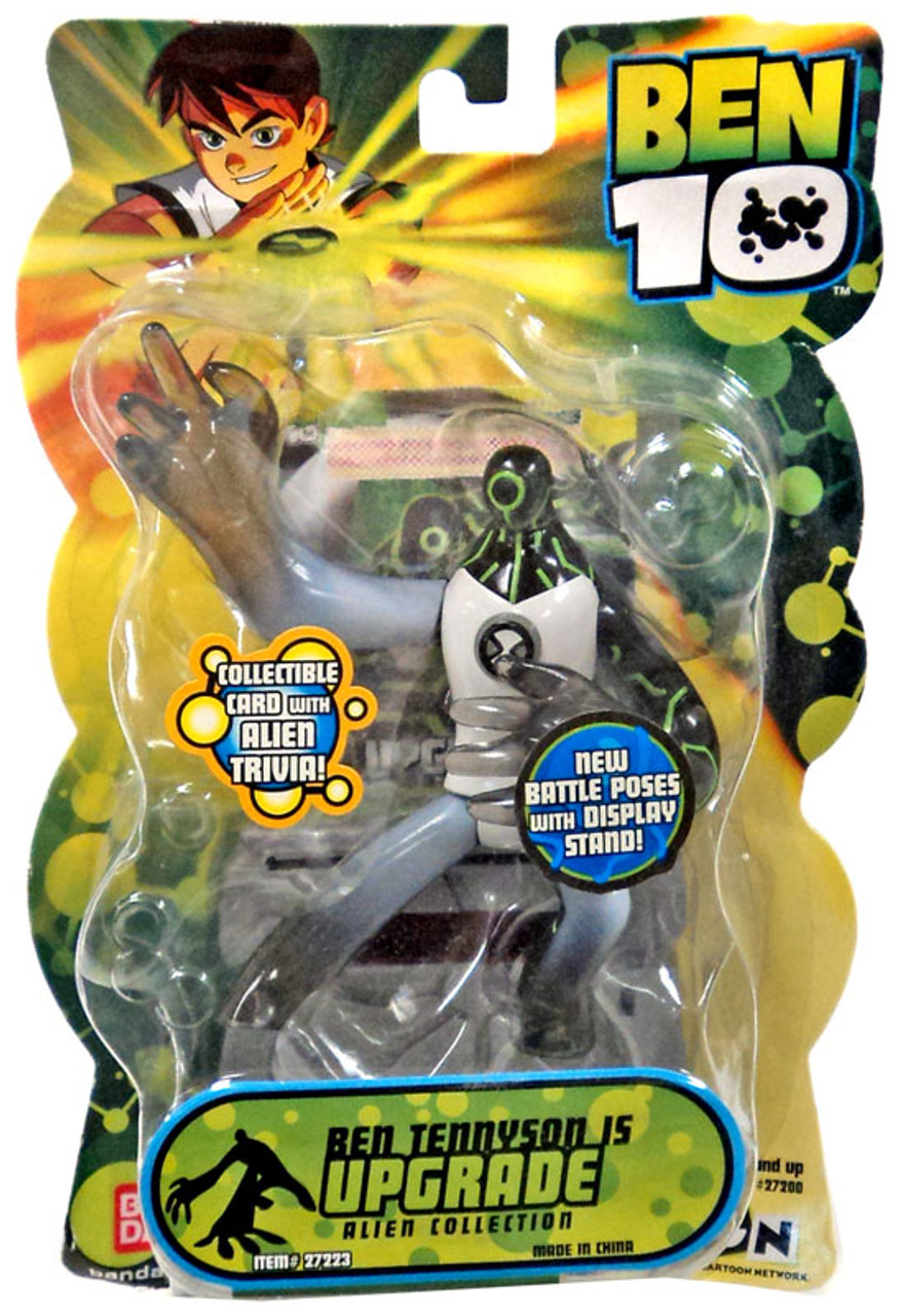 Ben 10 Alien Collection Series 2 Upgrade Action Figure
