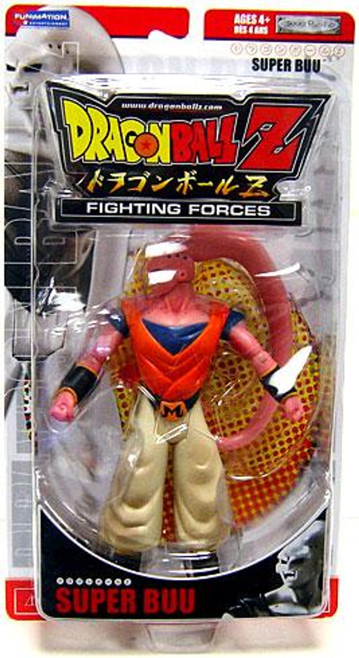Dragon Ball Z Fighting Forces Super Buu Action Figure