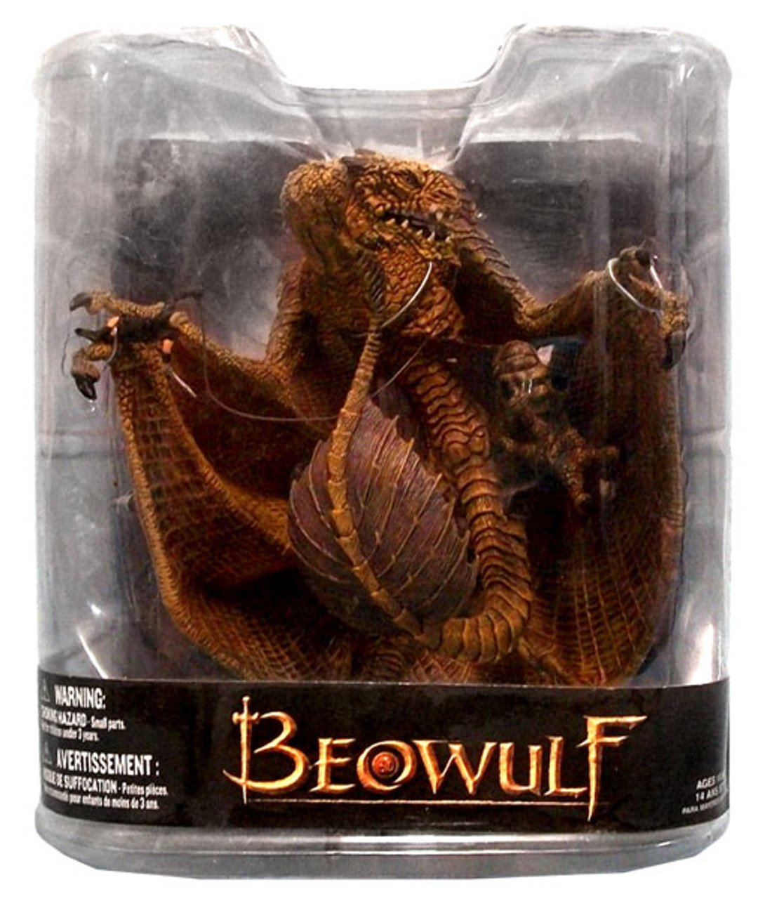 McFarlane Toys Beowulf Dragon Action Figure