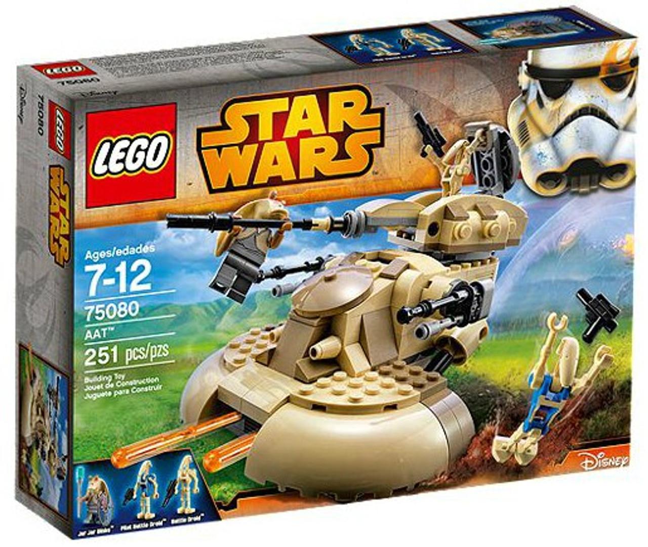 LEGO Star Wars AAT Set #75080