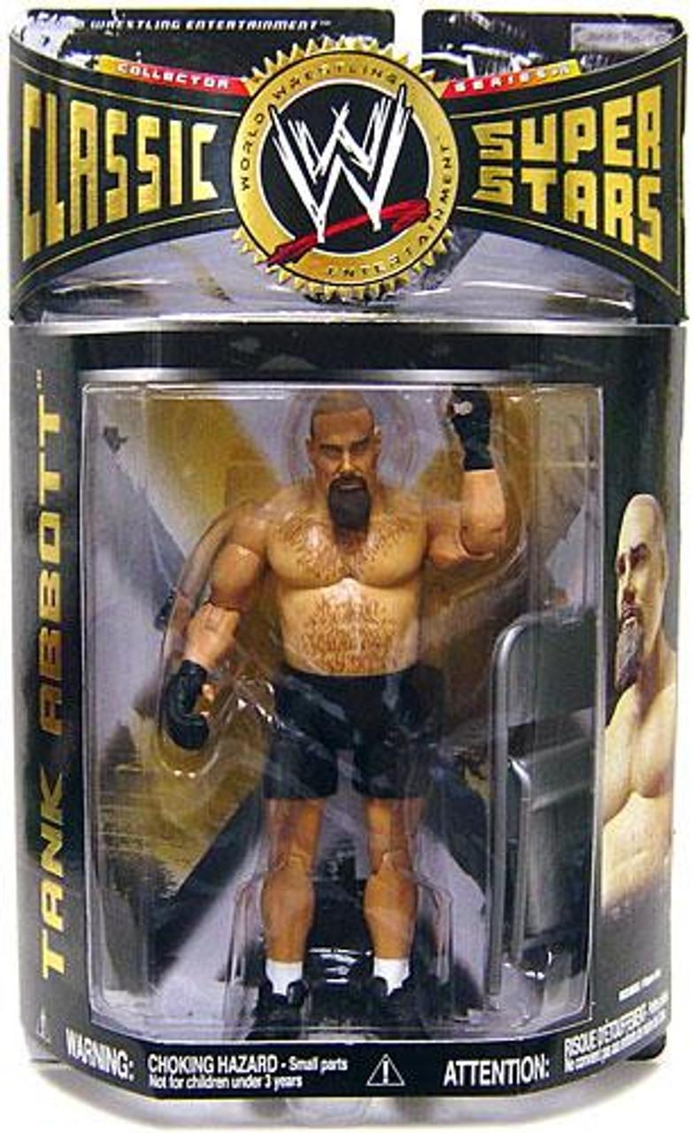WWE Wrestling Classic Superstars Series 15 Tank Abbott Action Figure