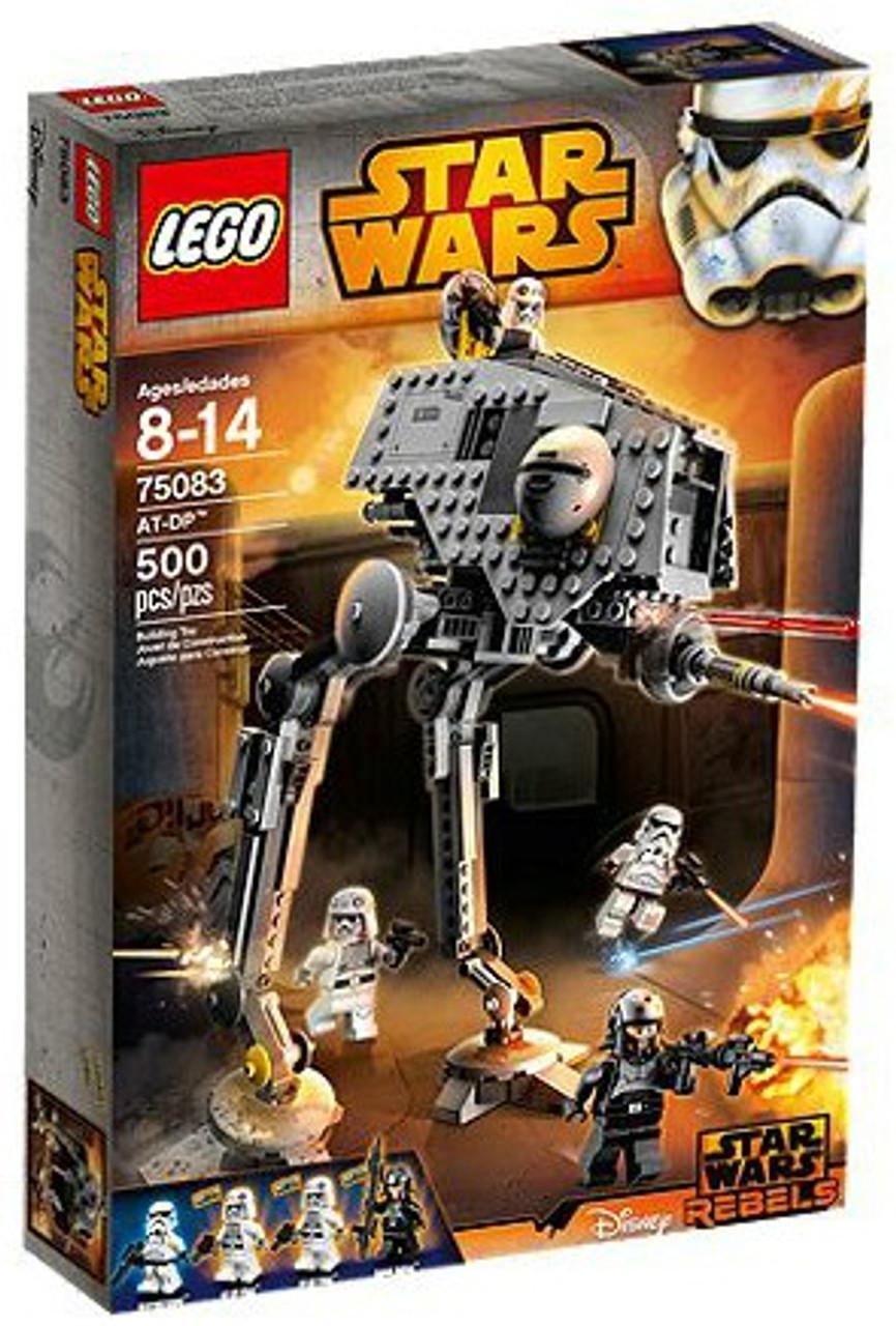 LEGO Star Wars Rebels AT-DP Set #75083