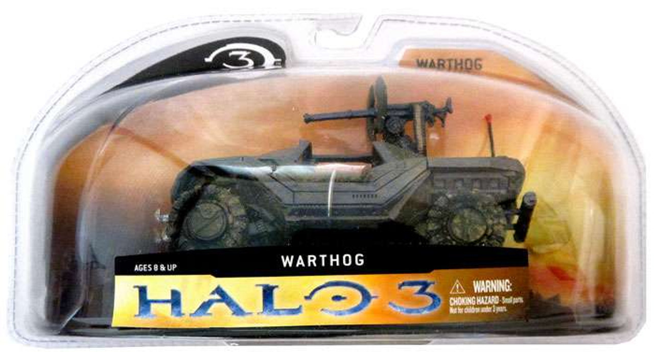 McFarlane Toys Halo 3 Series 1 Warthog 3-Inch Diecast Vehicle