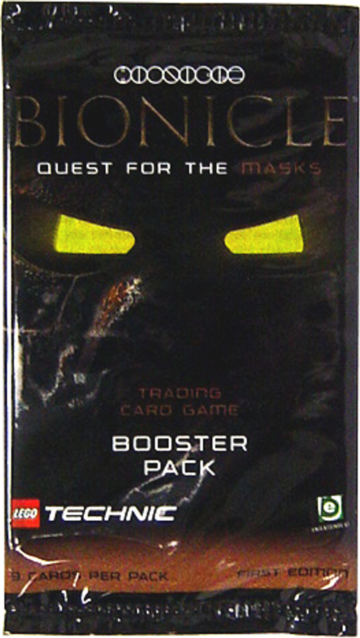 LEGO Bionicle Quest for the Masks Booster Pack