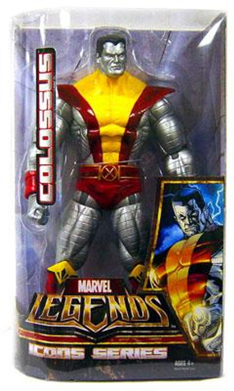 Marvel Legends Icons Colossus Action Figure