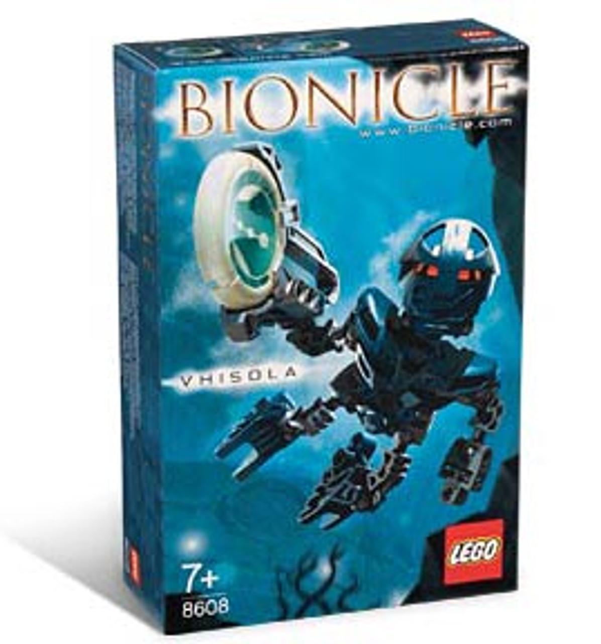 LEGO Bionicle Matoran of Metru Nui Vhisola Set #8608