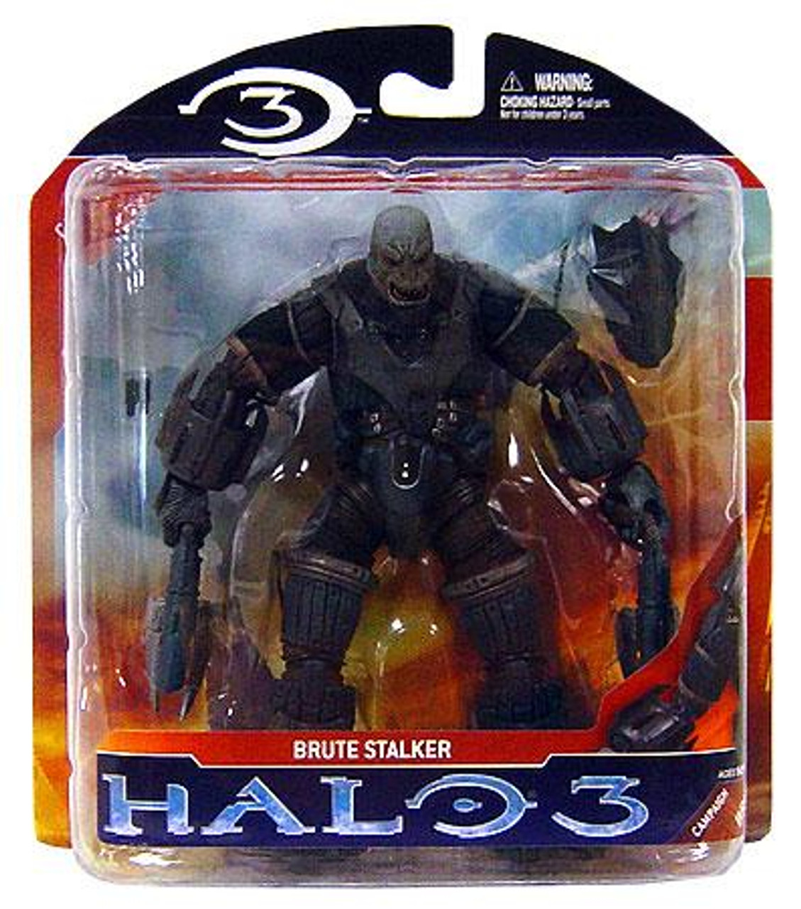 McFarlane Toys Halo 3 Series 2 Brute Stalker Action Figure