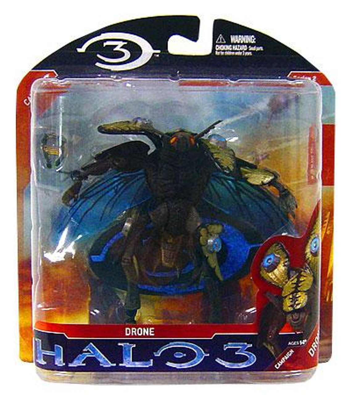 McFarlane Toys Halo 3 Series 2 Drone Action Figure