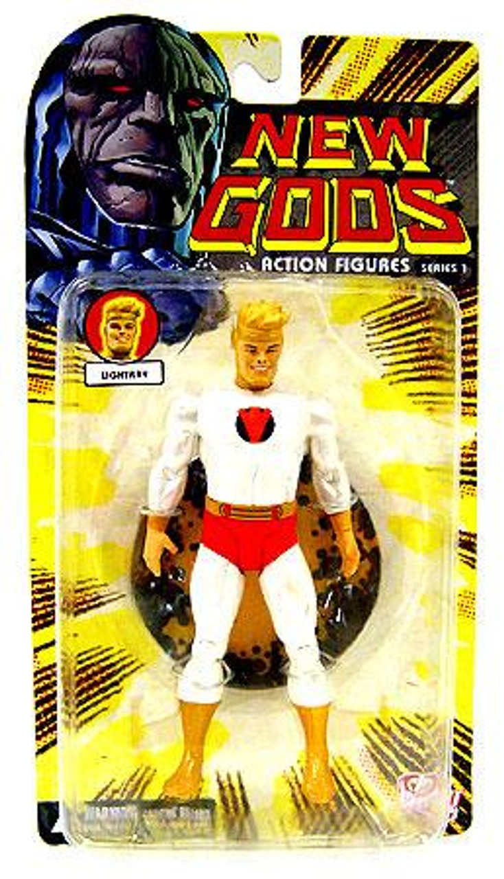 DC New Gods Series 1 Lightray Action Figure