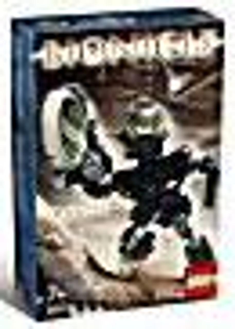 LEGO Bionicle Matoran of Metru Nui Tehutti Set #8609