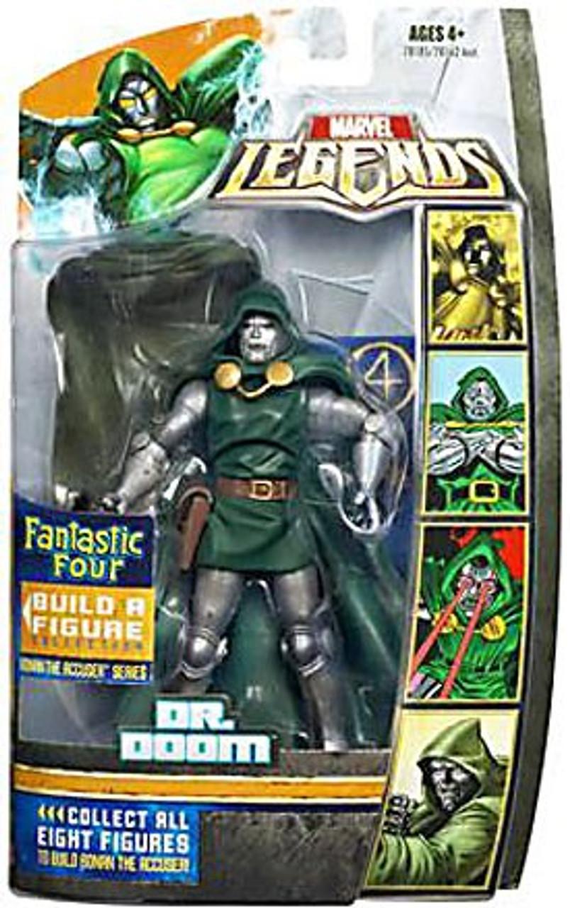 Marvel Legends Fantastic Four Ronin Series Dr. Doom Action Figure