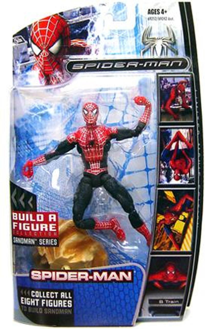 Marvel Legends Spider-Man 3 Sandman Series Spider-Man Action Figure [Classic Suit]