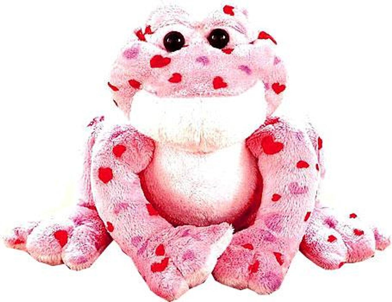Webkinz Love Frog Plush