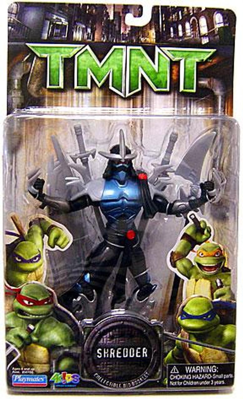 Teenage Mutant Ninja Turtles TMNT Shredder Action Figure