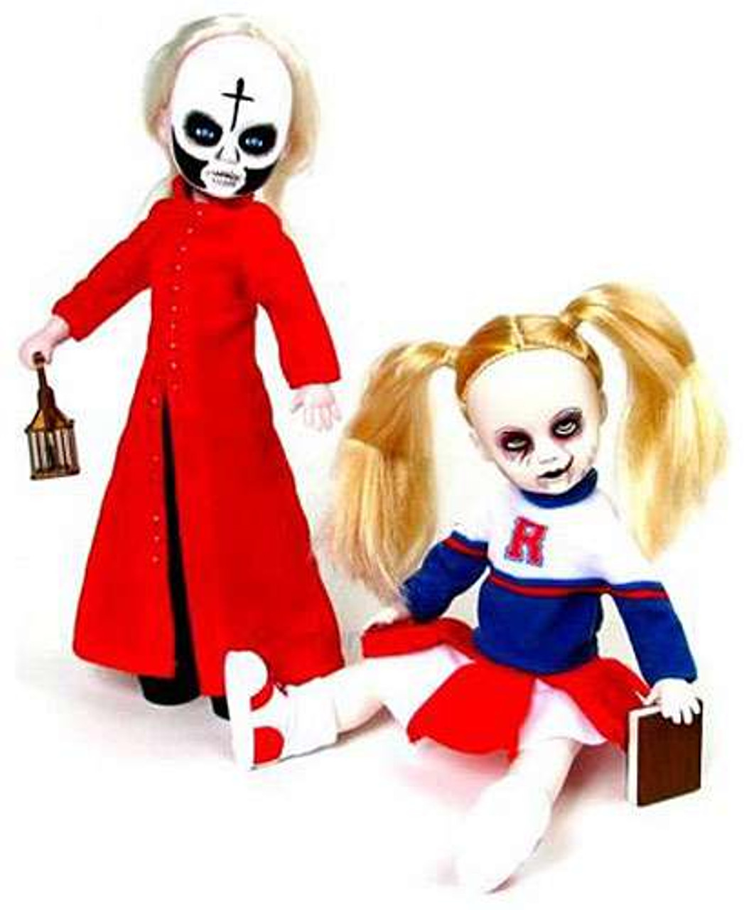 Living Dead Dolls House of 1000 Corpses Exclusive Doll 2-Pack