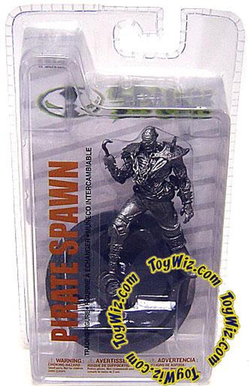 McFarlane Toys Series 2 Pirate Spawn Action Figure [Chrome Variant]