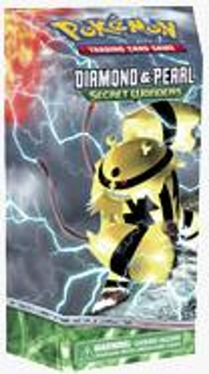 Pokemon Diamond & Pearl Secret Wonders Powerhouse Theme Deck [Sealed Deck]