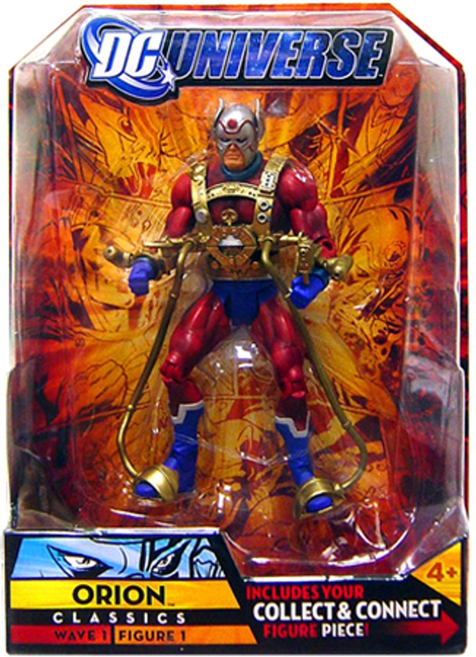 DC Universe Classics Metamorpho Series Orion Action Figure #1