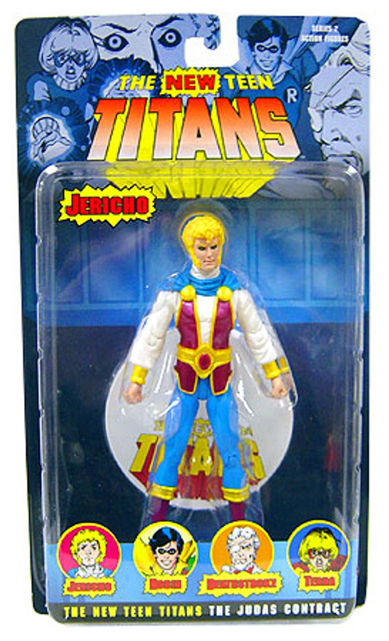 DC The New Teen Titans Series 3 Jericho Action Figure