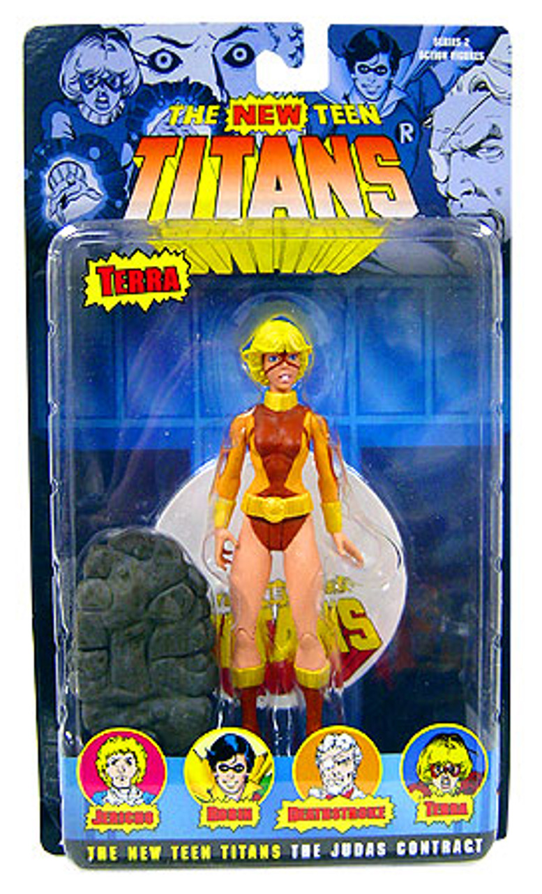 DC The New Teen Titans Series 3 Terra Action Figure