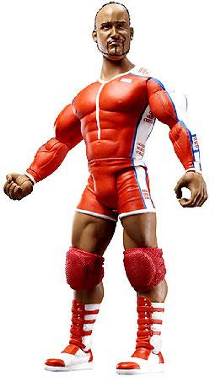 WWE Wrestling Ruthless Aggression Series 30 MVP Action Figure