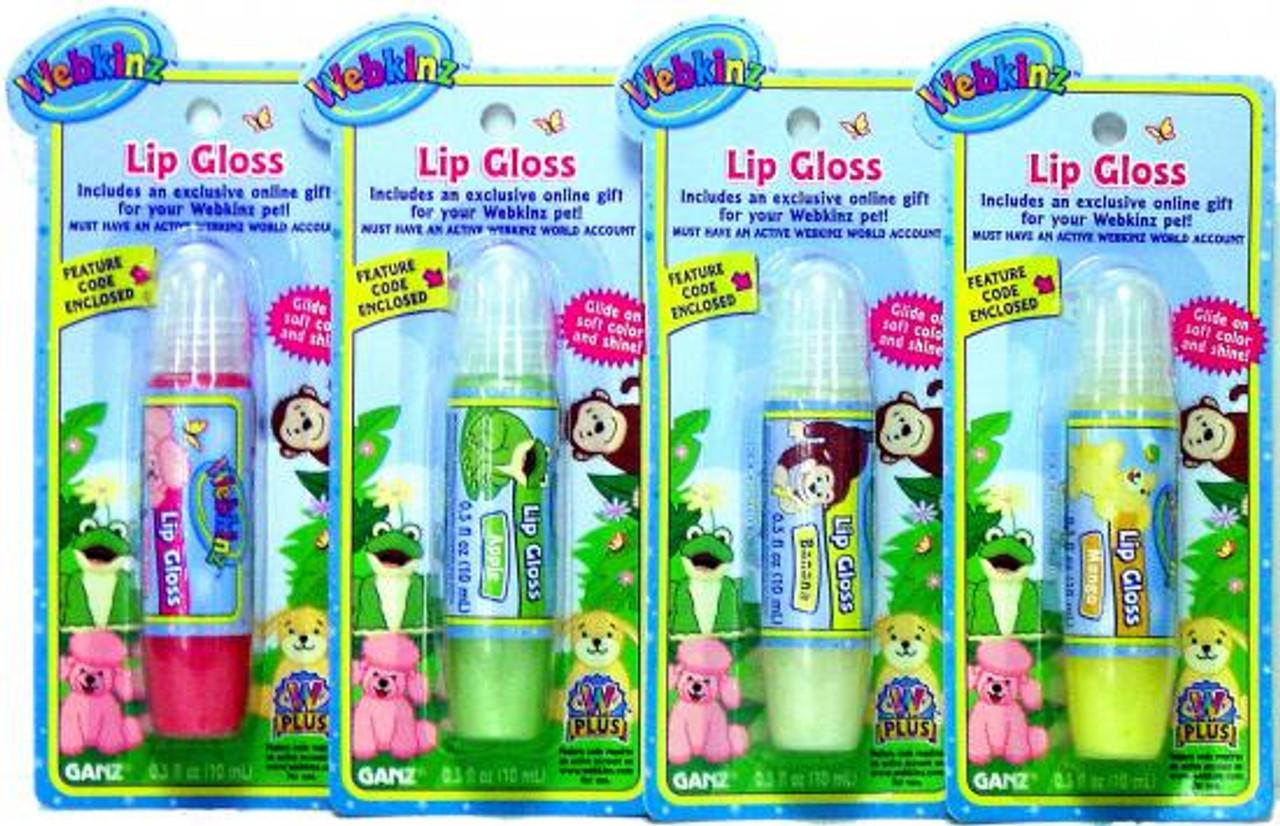 Webkinz Lip Gloss [Random Flavor]