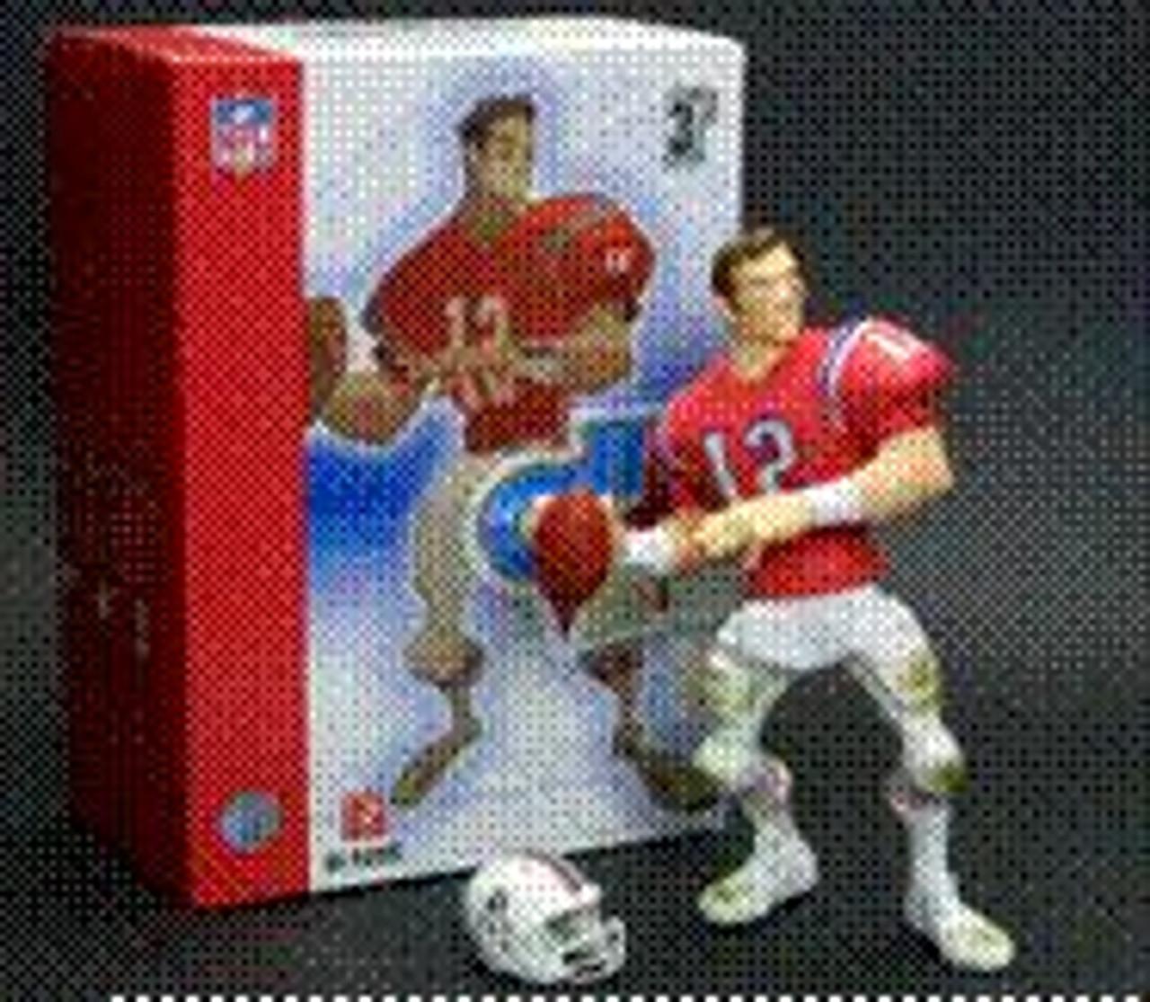 NFL New England Patriots All Star Vinyl Tom Brady Vinyl Figure [Retro Red Jersey]