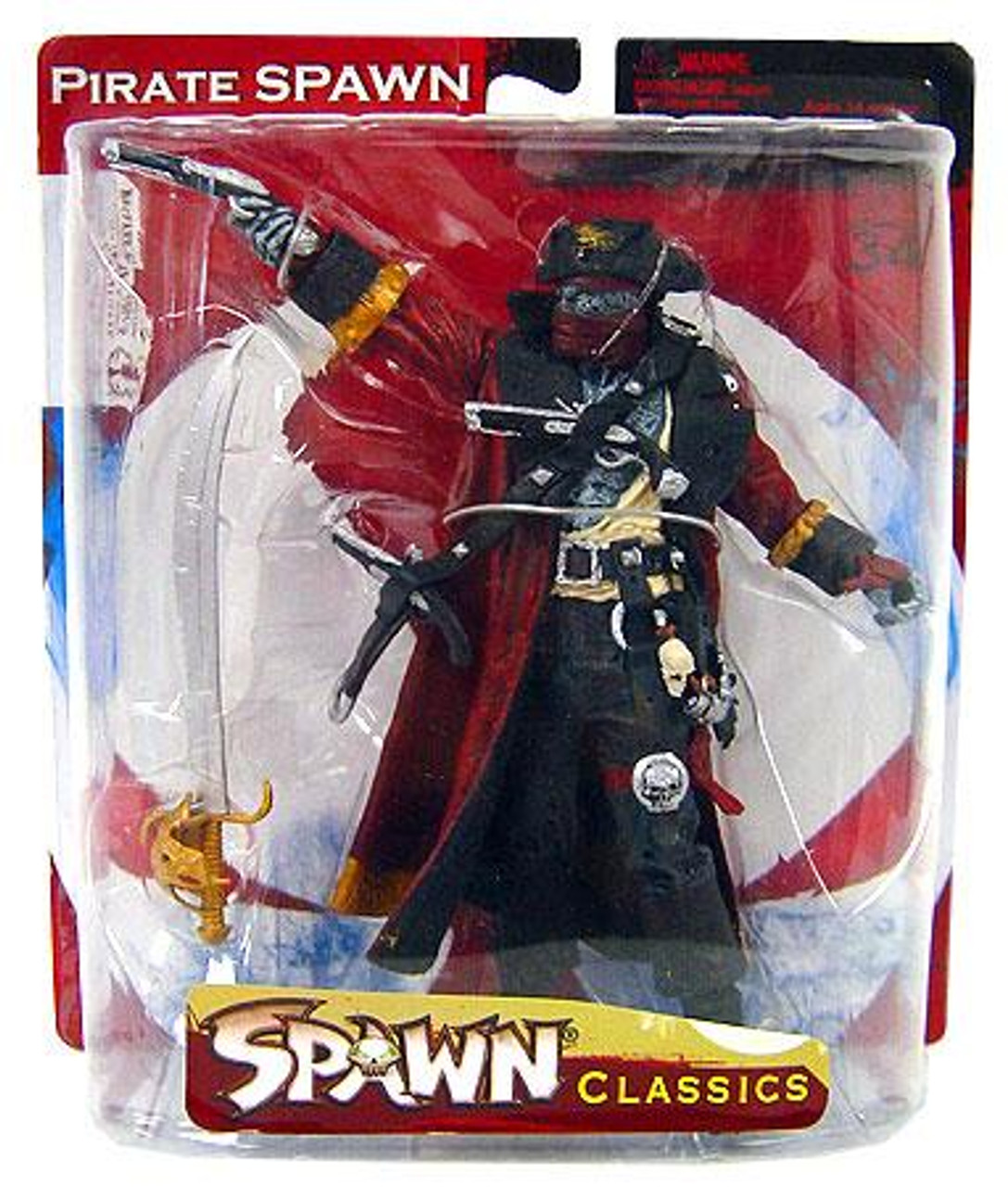 McFarlane Toys Series 34 Neo-Classics Pirate Spawn 2 Action Figure
