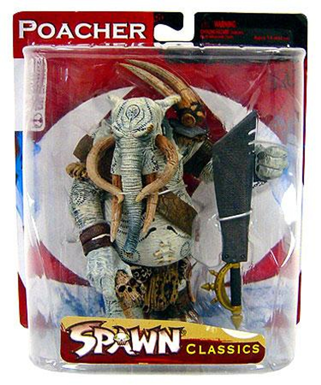 McFarlane Toys Spawn Series 34 Neo-Classics Poacher 2 Action Figure
