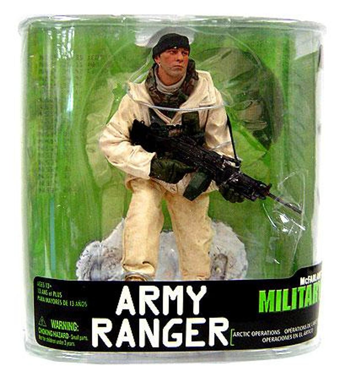 McFarlane Toys Military Series 7 Army Ranger Arctic Ops Action Figure [Random Ethnicity]