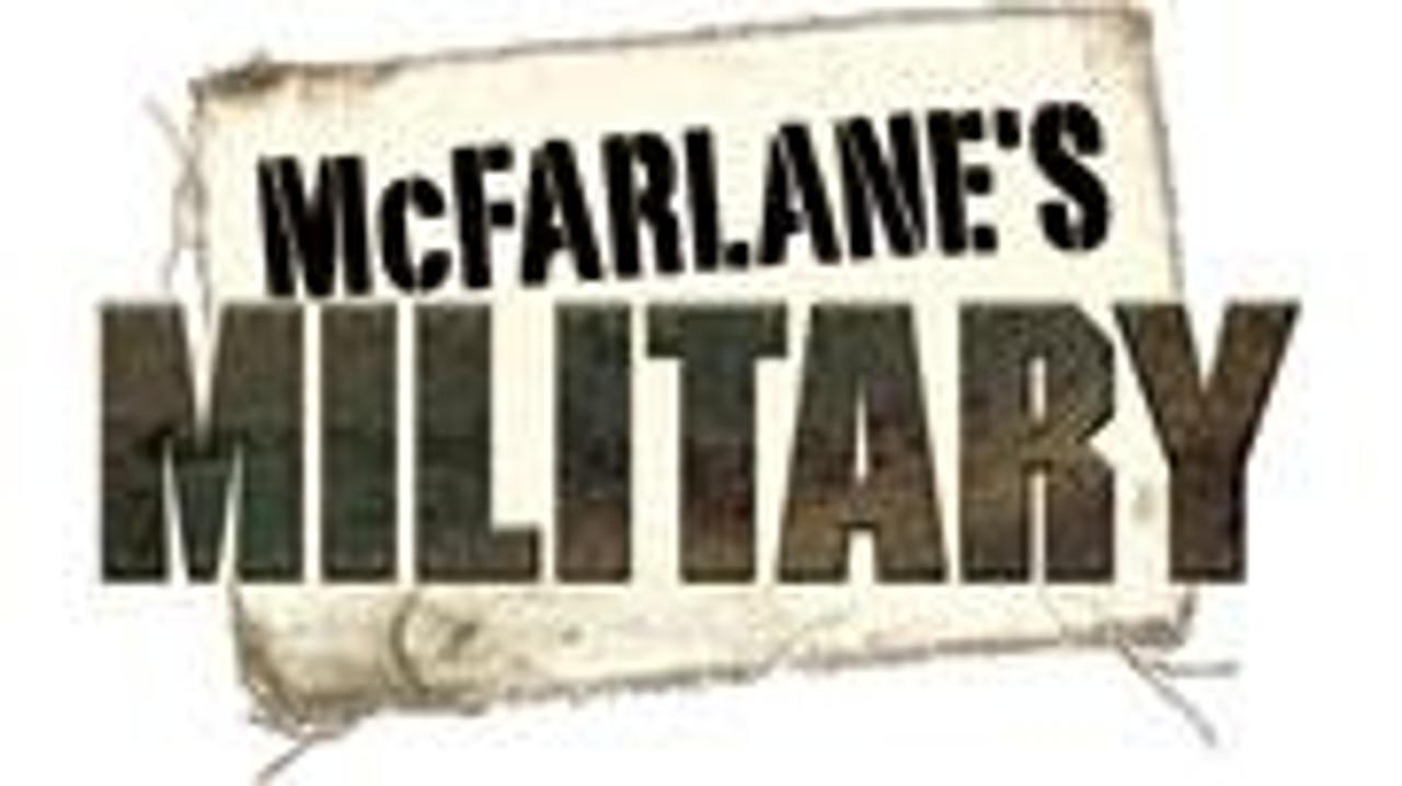 McFarlane Toys Military WWII Series 1 Iwo Jima Marine Corps Flamethrower Action Figure [Random Ethnicity]