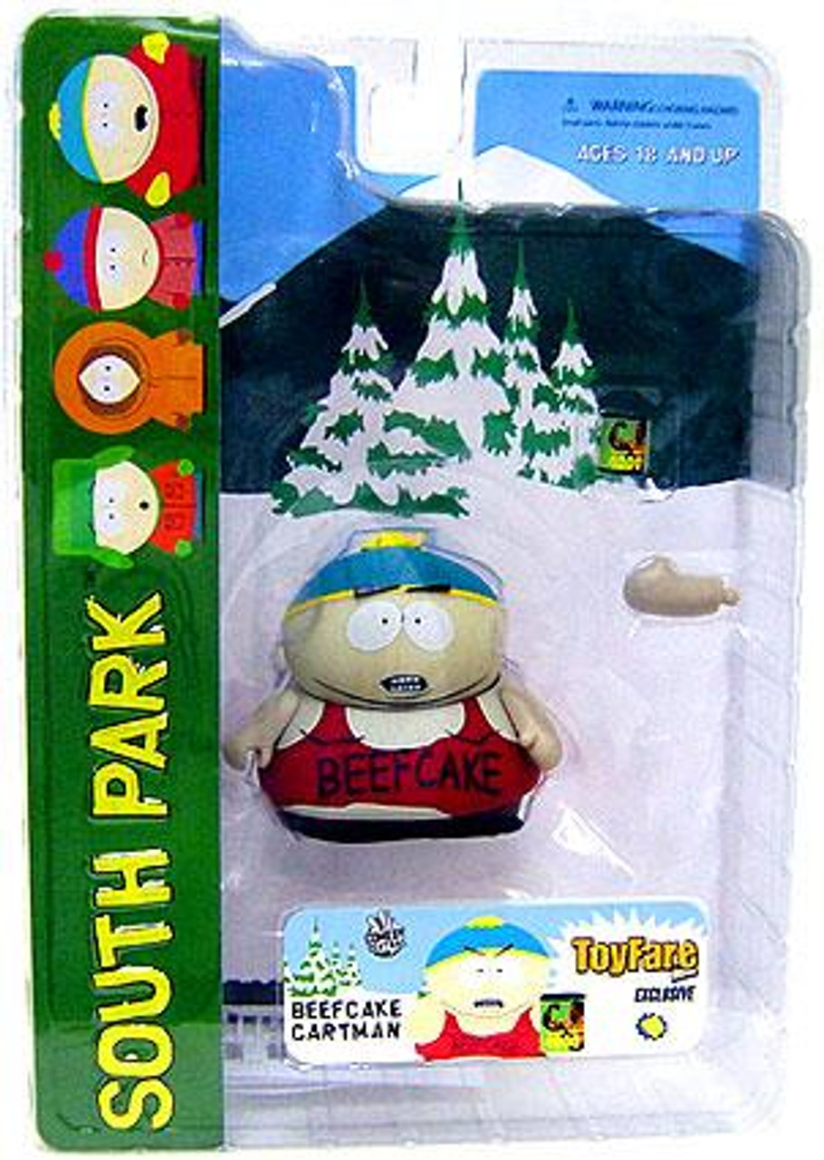 South Park Cartman Exclusive Action Figure [Beefcake]