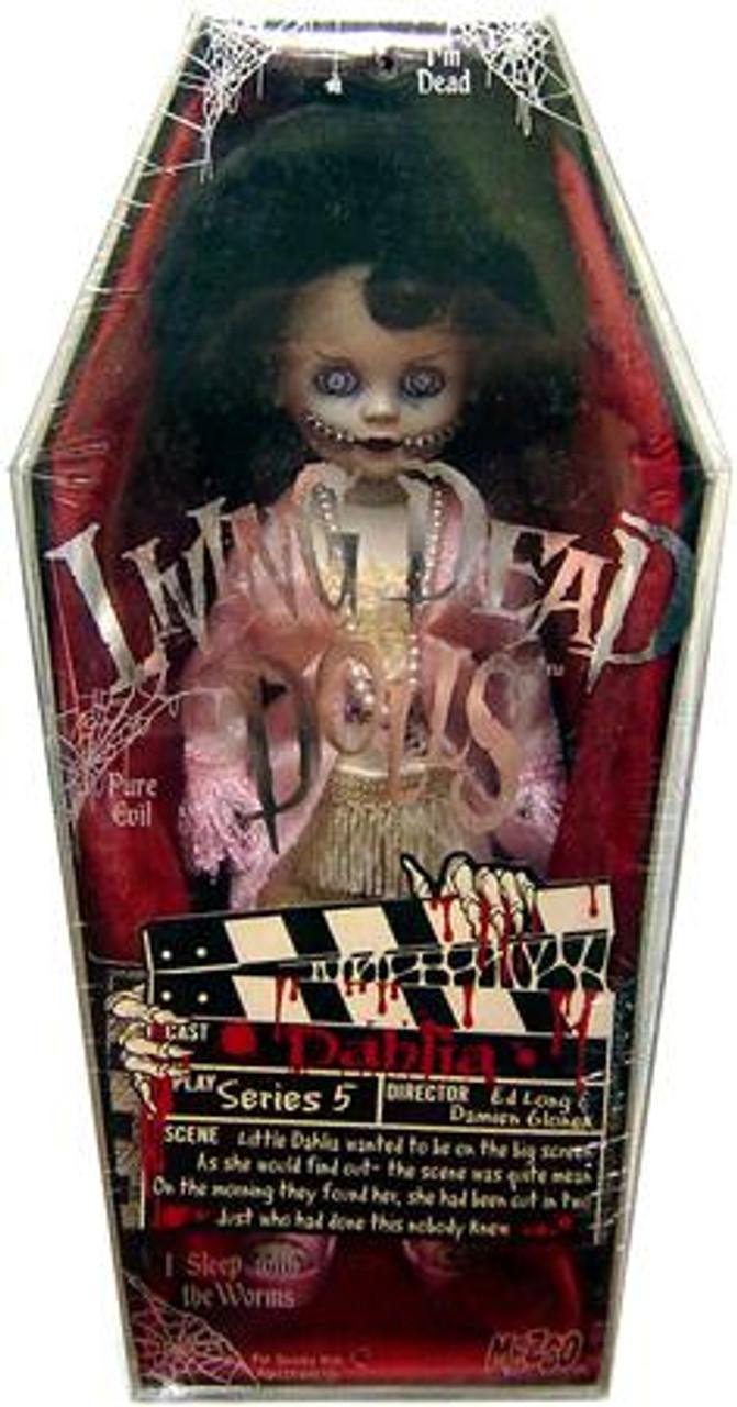 Living Dead Dolls Series 5 Dahlia Doll