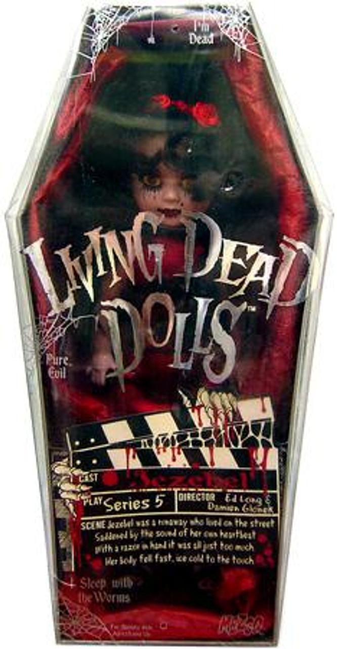 Living Dead Dolls Series 5 Jezebel Doll