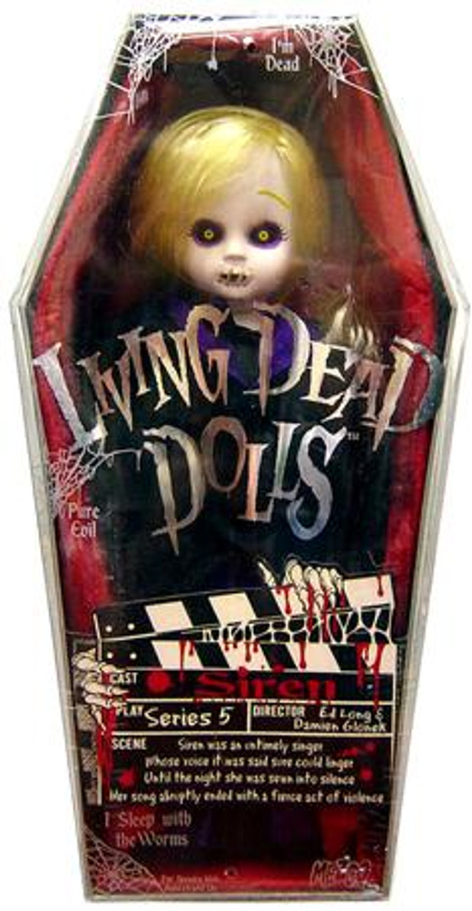 Living Dead Dolls Series 5 Siren Dolls