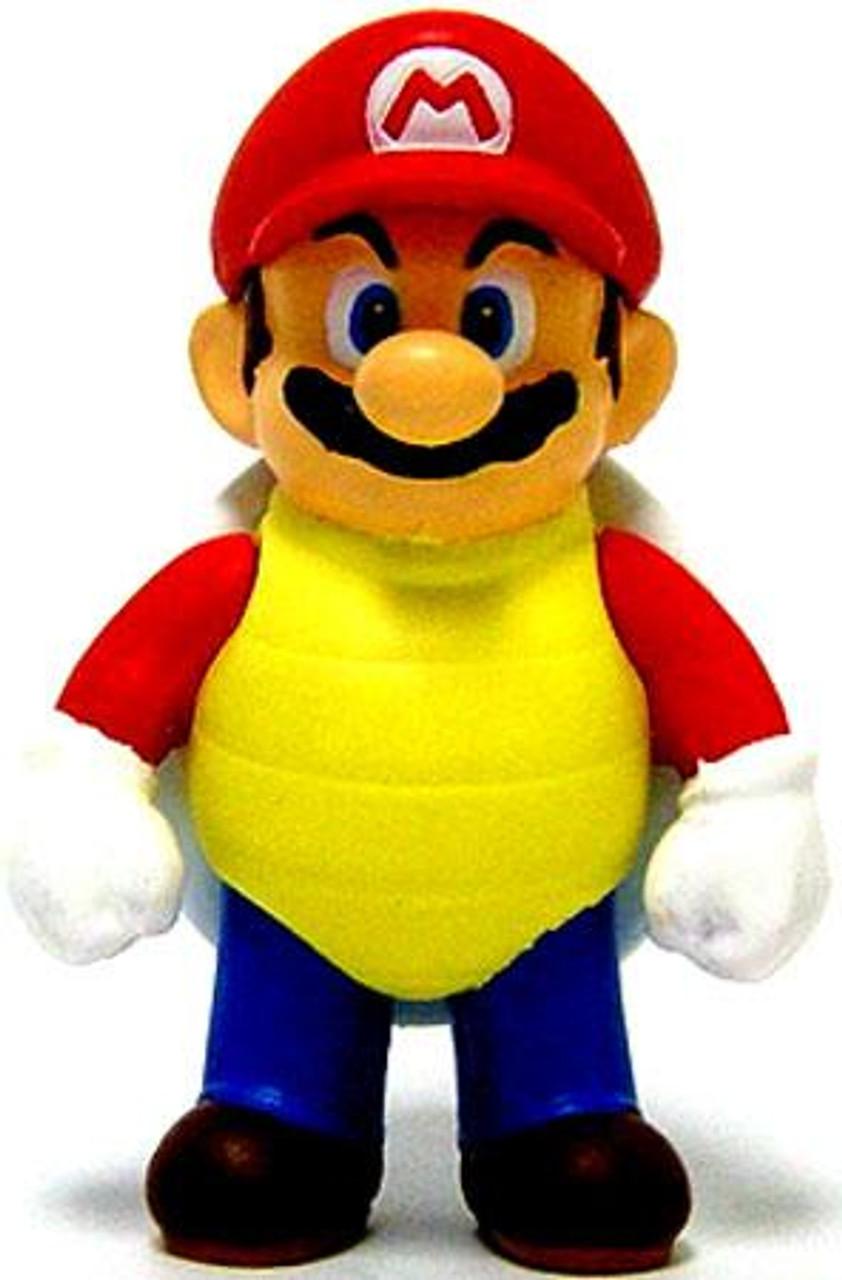 New Super Mario Bros Wii Mario PVC Figure [Shell]